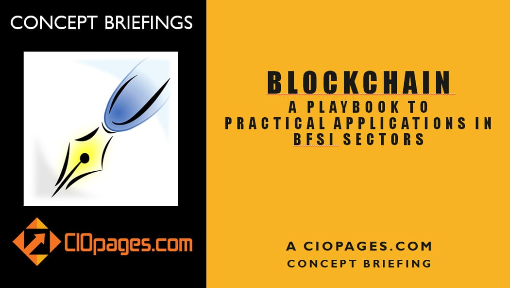 Blockchain Applications in BFSI Sector