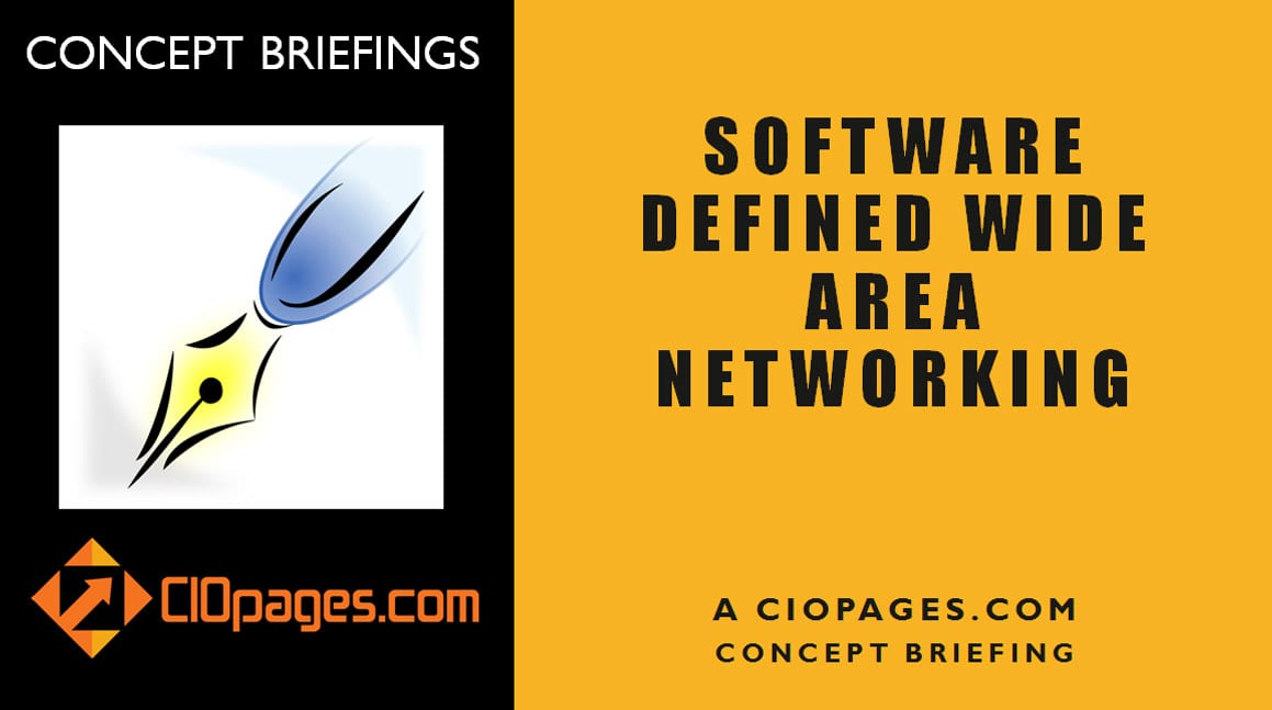 Software-Defined Networking CIO Playbook