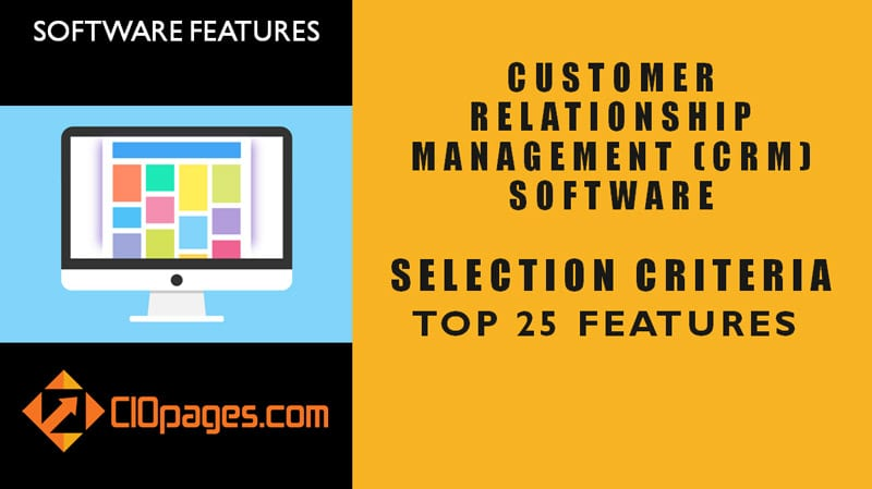 CRM Transformation Software Top 50 Features