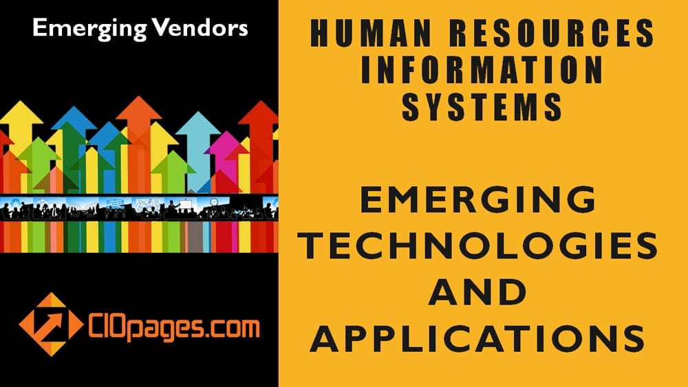 Emerging HR Technology Vendor Landscape