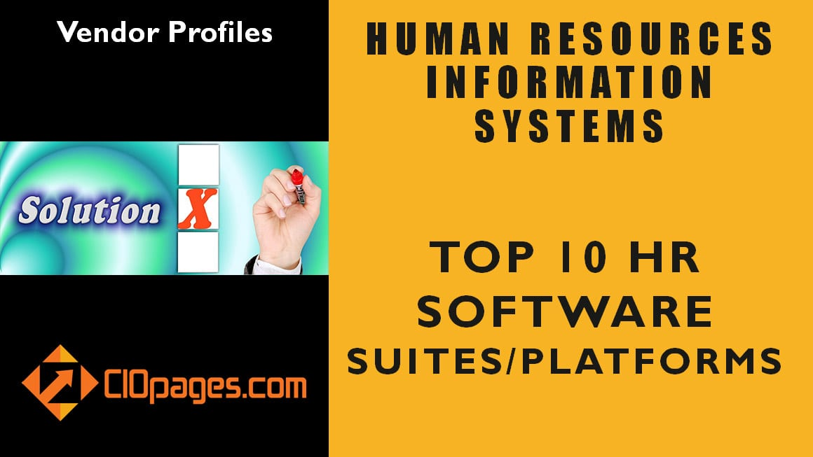 HR Transformation Software Vendor List