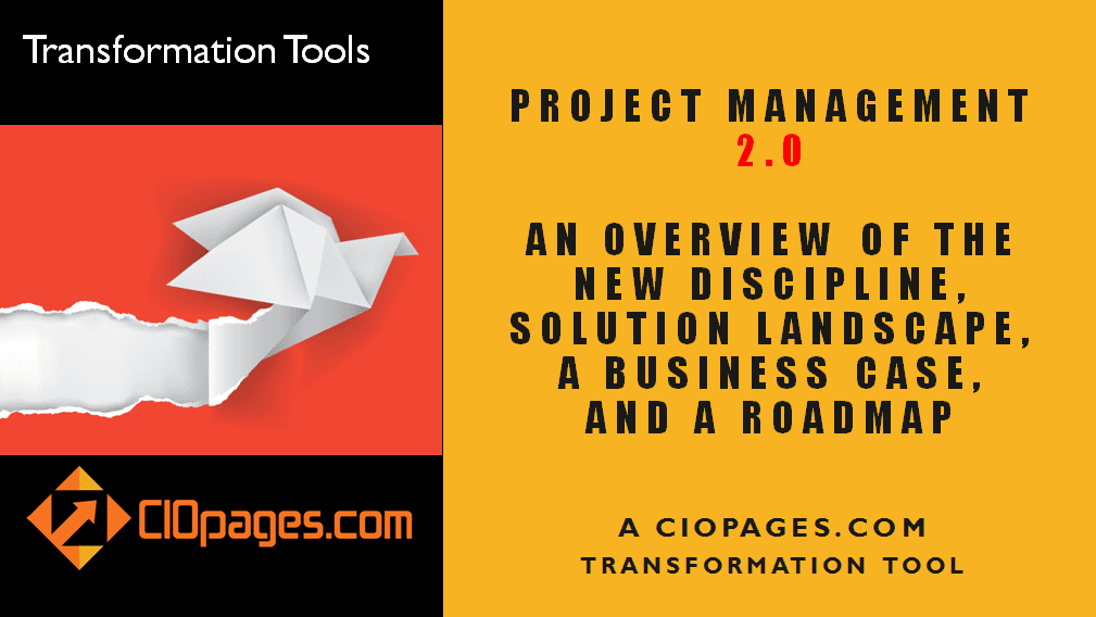 Project Management Transformation Strategy and Roadmap