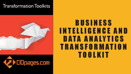 Business Intelligence and Data Analytics Transformation Toolkit