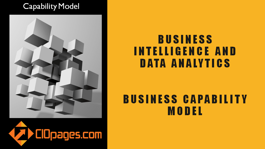 Business Intelligence Capabilities Model