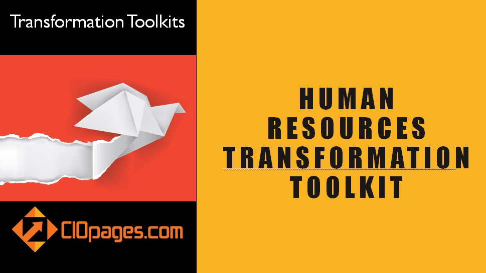 Human Resources Transformation Toolkit