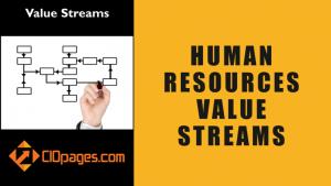 Human Resources Value Streams