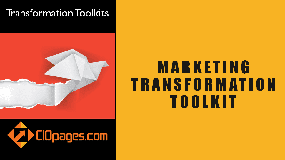 Marketing Transformation Toolkit