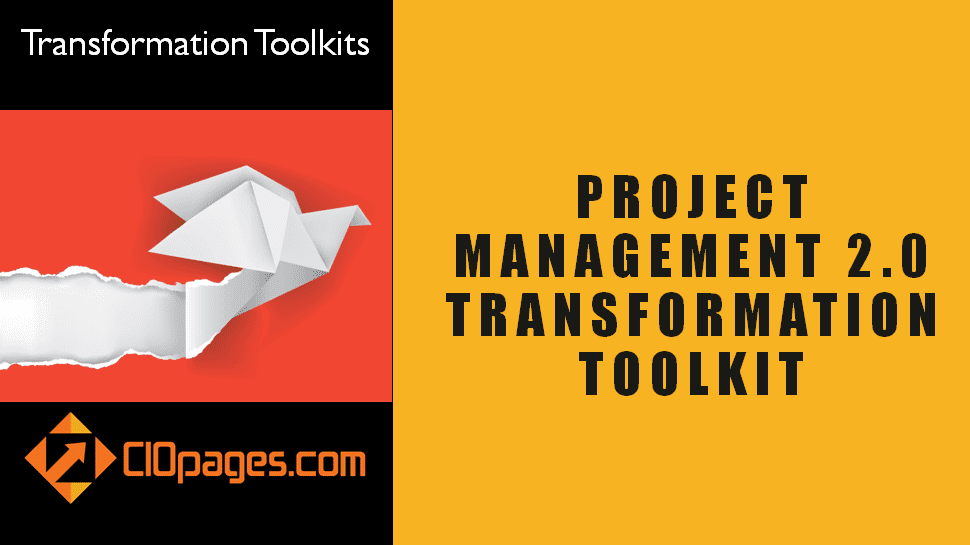 Project Management 2.0 Transformation Toolkit