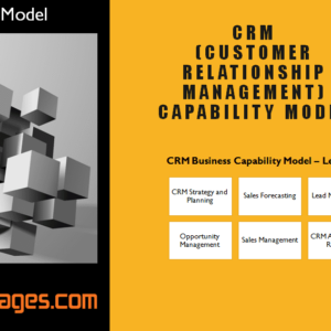 CRM Capabilities Model