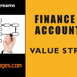 Finance Value Streams