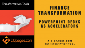 Finance Transformation PPTs